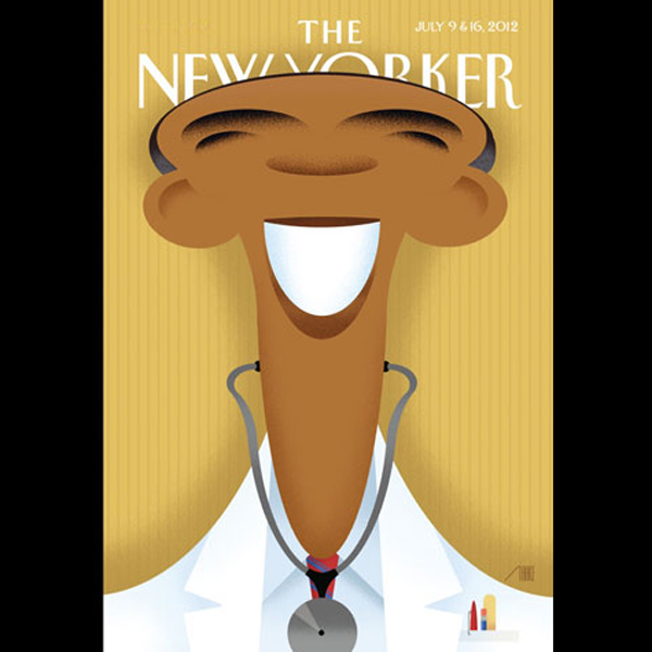 The New Yorker, July 9th & 16th 2012: Part 2 (D...
