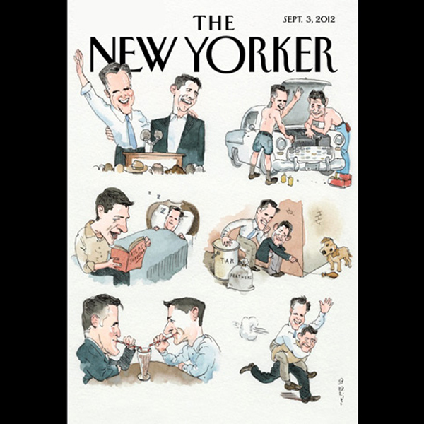 The New Yorker, September 3rd 2012 (Sarah Still...