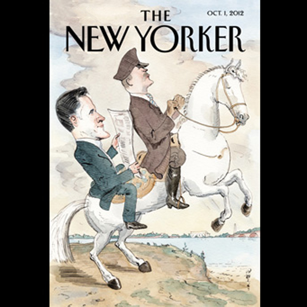 The New Yorker, October 1st 2012 (Nicholas Lema...