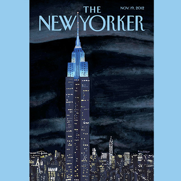 The New Yorker, November 19th 2012 (Ryan Lizza,...