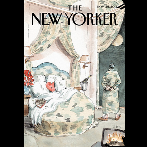 The New Yorker, November 26th 2012 (Jill Lepore...