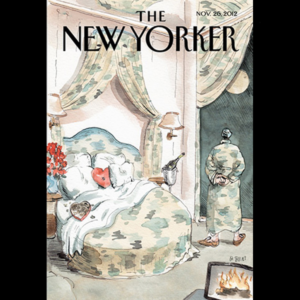 The New Yorker, December 10th, 2012 (Elizabeth ...