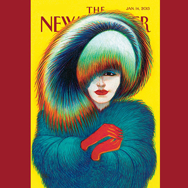 The New Yorker, January 14th 2013 (Peter Hessle...