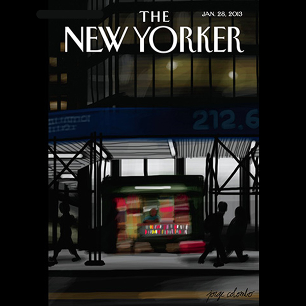 The New Yorker, January 28th 2013 (Jill Lepore,...