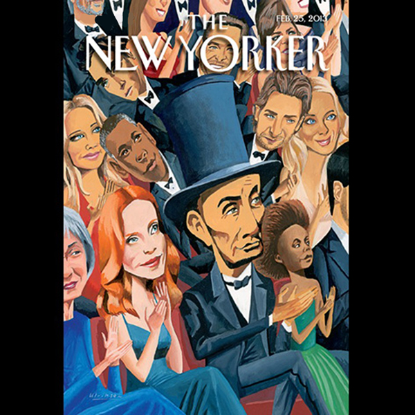 The New Yorker, February 25th 2013 (Nathan Hell...