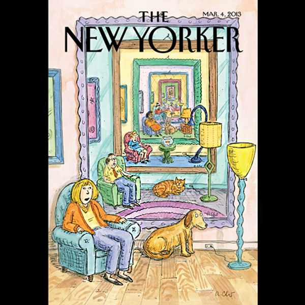 The New Yorker, March 4th 2013 (Ryan Lizza, Rac...