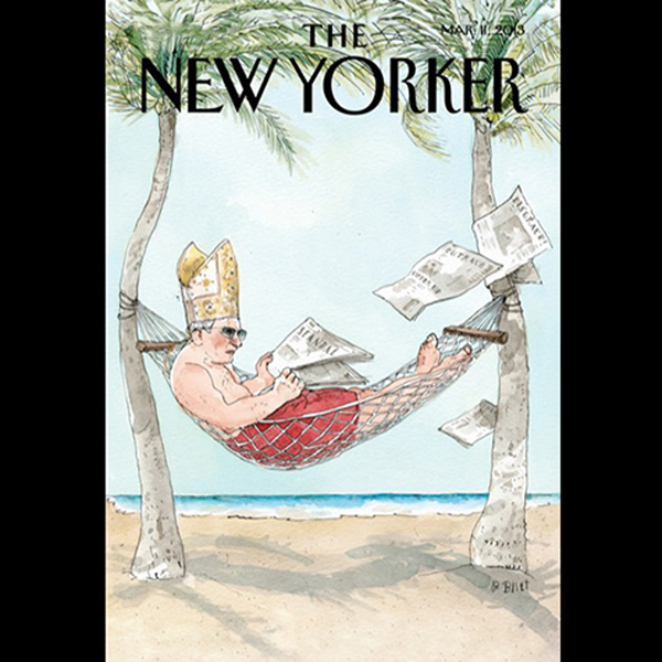 The New Yorker, March 11th 2013 (Jeffrey Toobin...