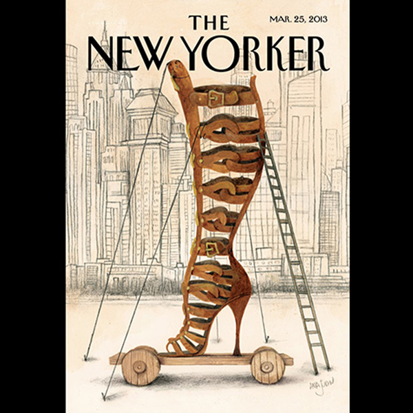 The New Yorker, March 25th 2013 (Kelefa Sanneh,...