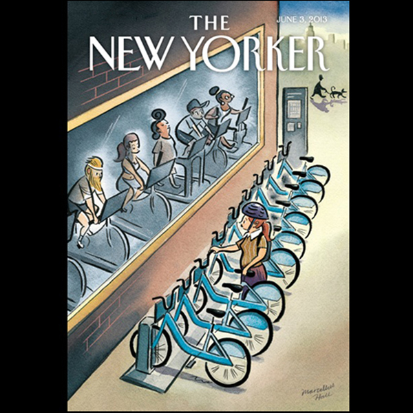 The New Yorker, June 3rd 2013 (Nick Paumgarten, Alex Halberstadt, Emily Nussbaum), Hörbuch, Digital, 1, 126min