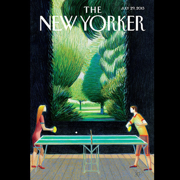 The New Yorker, July 29th 2013 (Atul Gawande, A...