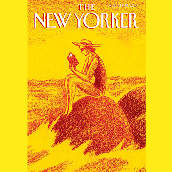 The New Yorker, August 12th & 19th 2013: Part 2...