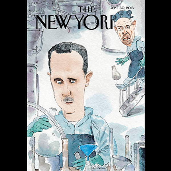 The New Yorker, September 30th 2013 (Ariel Levy...