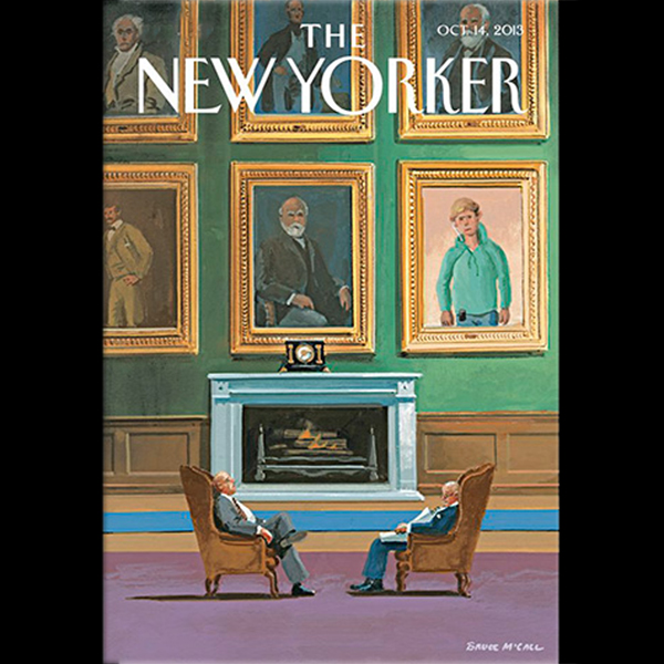 The New Yorker, October 14th, 2013 (Margaret Ta...