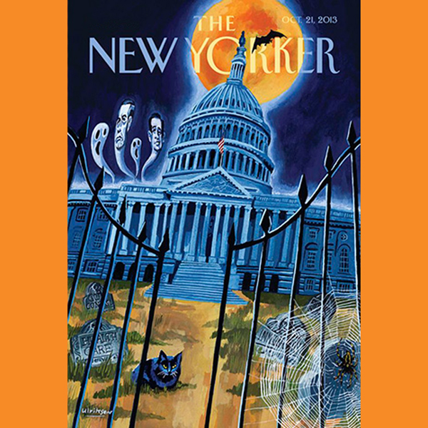 The New Yorker, October 21, 2013 (Hendrik Hertz...