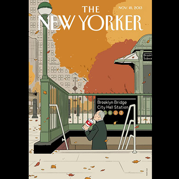 The New Yorker, November 18th 2013 (George Pack...