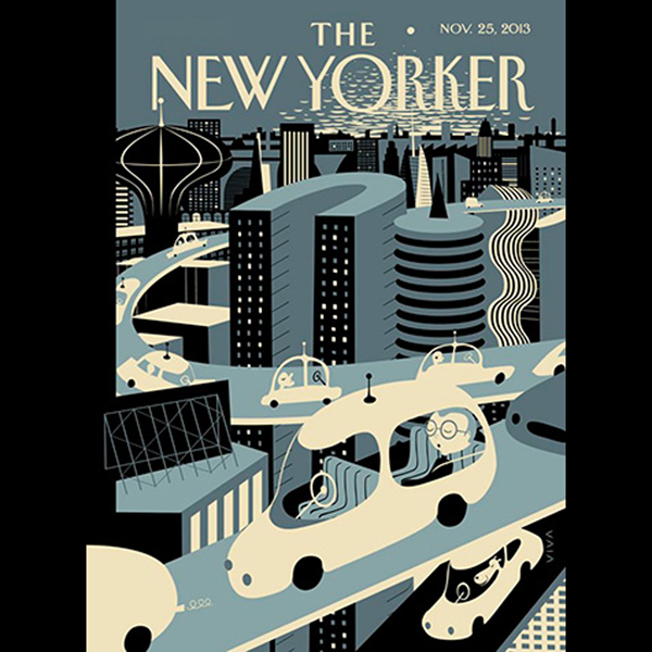 The New Yorker, November 25th 2013 (Burkhard Bi...