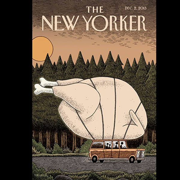 The New Yorker, December 2nd 2013 (Rachel Aviv,...