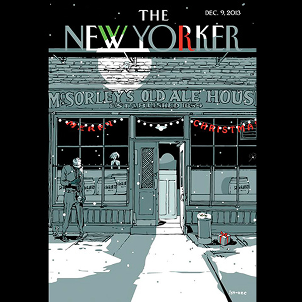 The New Yorker, December 9nd 2013 (Douglas Star...