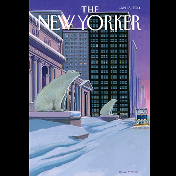 The New Yorker, January 13th 2014 (Rebecca Mead, Evan Osnos, Evgeny Morozov), Hörbuch, Digital, 1, 136min