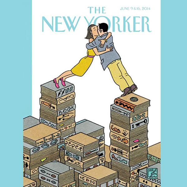 The New Yorker, June 9th & 16th 2014: Part 1 (H...