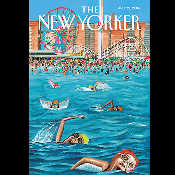 The New Yorker, July 21st 2014 (Nicholas Lemann...