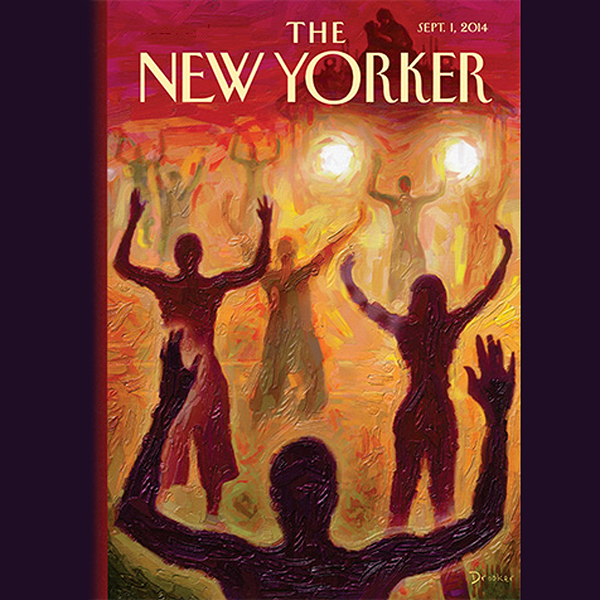 The New Yorker, September 1st 2014 (Connie Bruc...