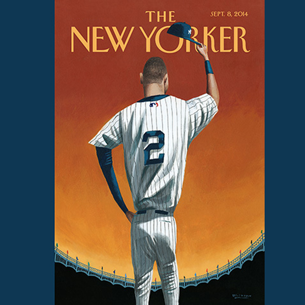 The New Yorker, September 8th 2014 (Ian Frazier...