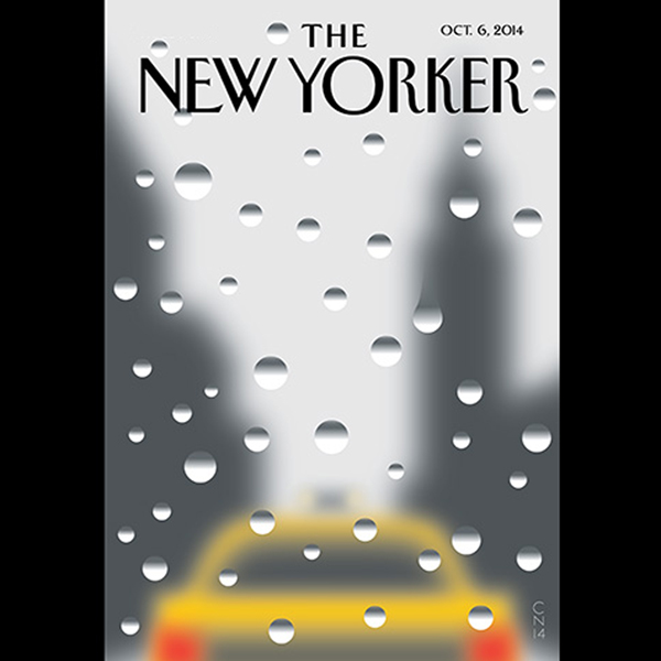 The New Yorker, October 6th 2014 (Ryan Lizza, M...
