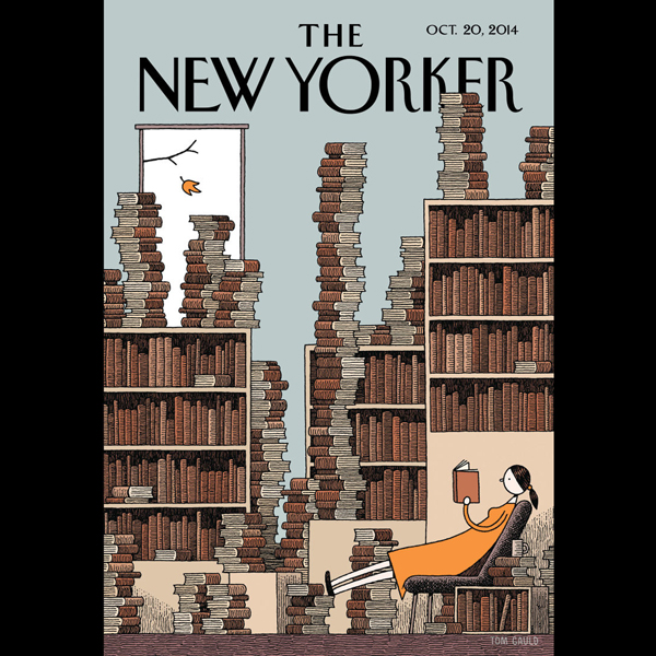 The New Yorker, October 20th 2014 (Patricia Mar...