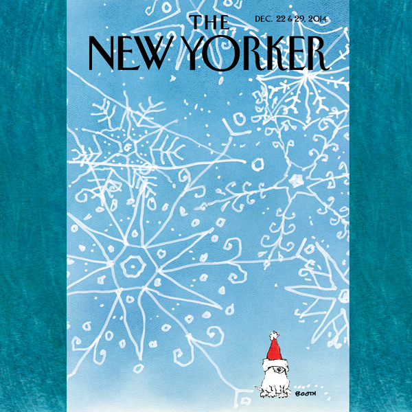 The New Yorker, December 22nd & 29th 2014: Part...