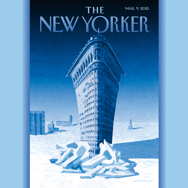 The New Yorker, March 9th 2015 (Eric Schlosser,...