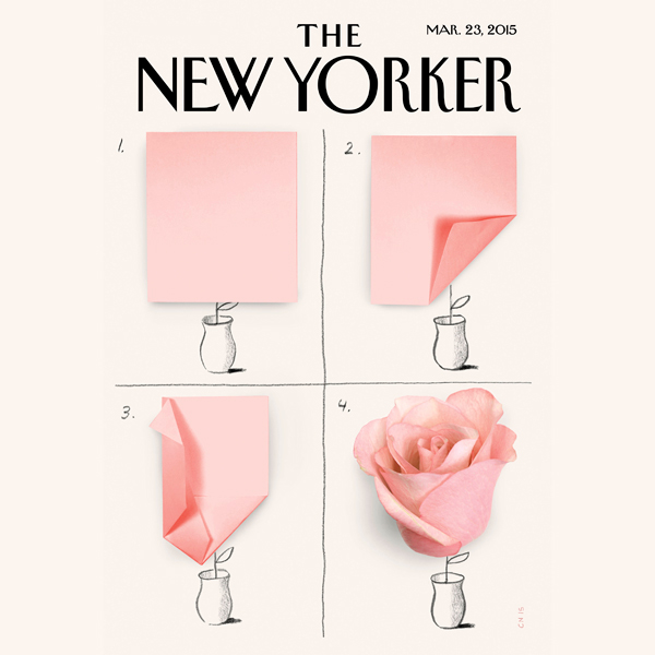 The New Yorker, March 23rd 2015 (Rebecca Mead, ...