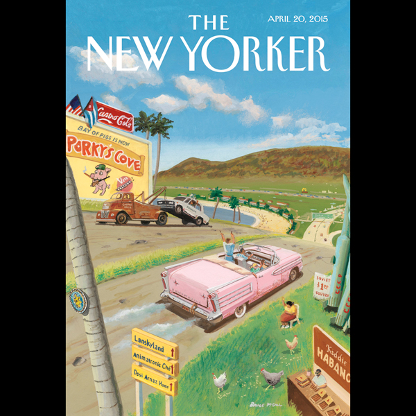The New Yorker, April 20th 2015 (William Finneg...