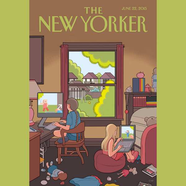 The New Yorker, June 22nd 2015 (Connie Bruck, M...