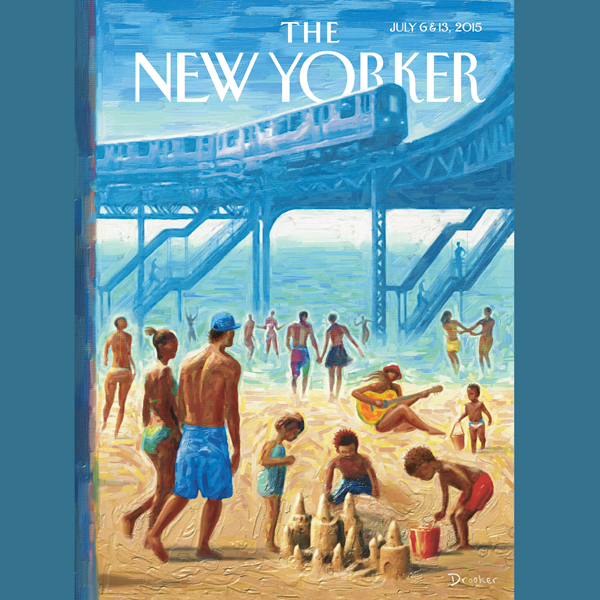 The New Yorker, July 6th & 13th 2015: Part 2 (L...