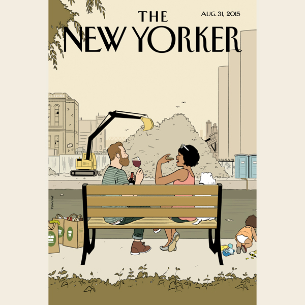The New Yorker, August 31st 2015 (Evan Osnos, G...