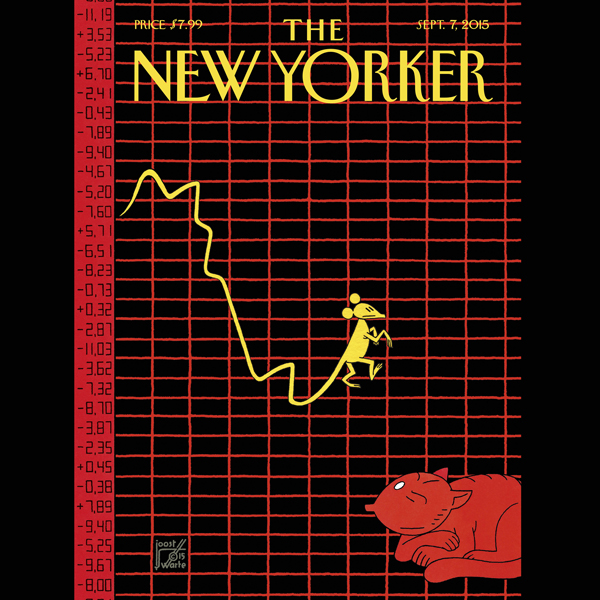 The New Yorker, September 7th 2015 (Nick Paumga...