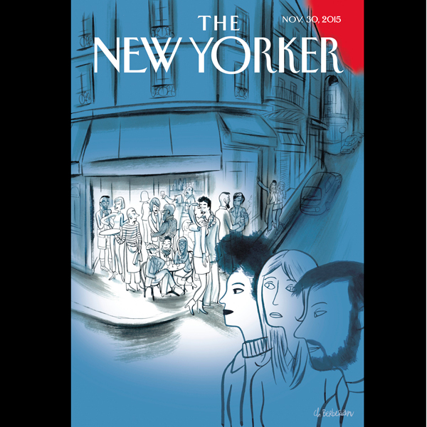 The New Yorker, November 30th 2015 (Alexandra S...