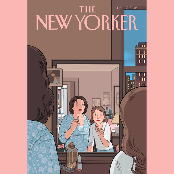 The New Yorker, December 7th 2015 (Rachel Aviv,...