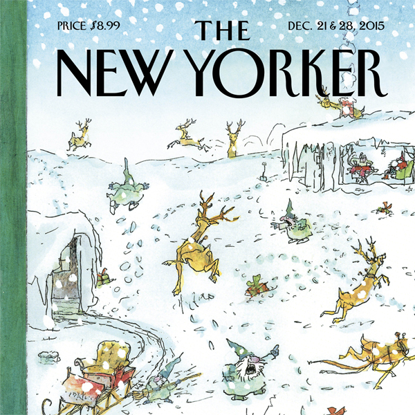 The New Yorker, December 21st & 28th 2015: Part...