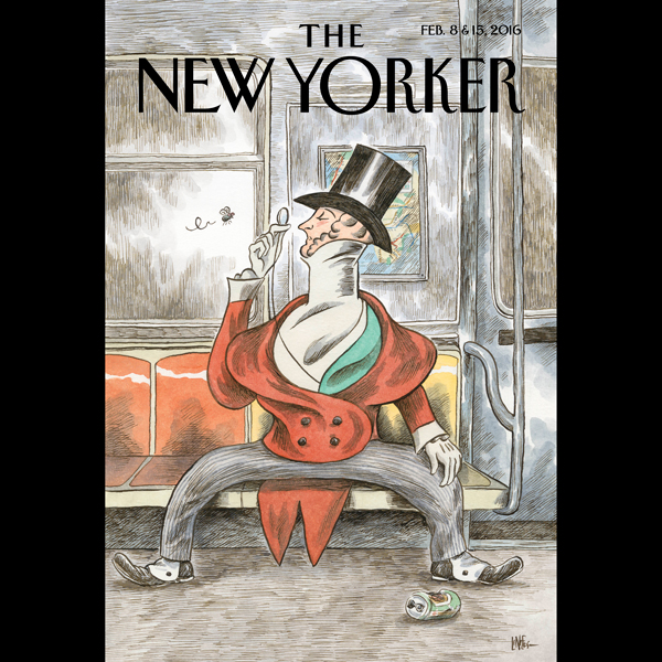 The New Yorker, February 8th and 15th 2016: Par...