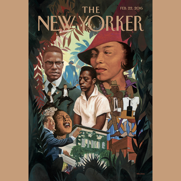 The New Yorker, February 22nd 2016 (Nicholas Schmidle, William Finnegan, Anthony Lane), Hörbuch, Digital, 1, 138min