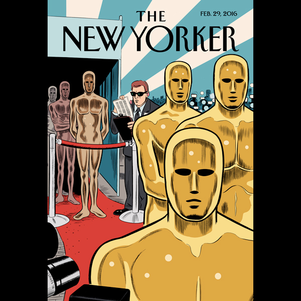 The New Yorker, February 29nd 2016 (Evan Osnos,...
