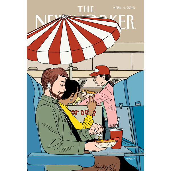 The New Yorker, April 4th 2016 (Lauren Collins,...