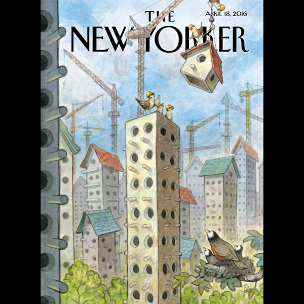 The New Yorker, April 18, 2016 (Ben Taub, Eliza...