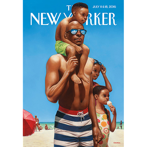 The New Yorker, July 11th and 18th 2016: Part 1...