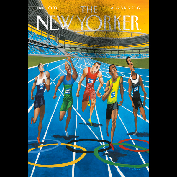 The New Yorker, August 8th and 15th 2016: Part ...