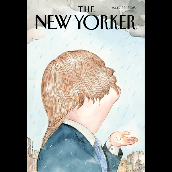 The New Yorker, August 22nd 2016 (Patrick Radde...