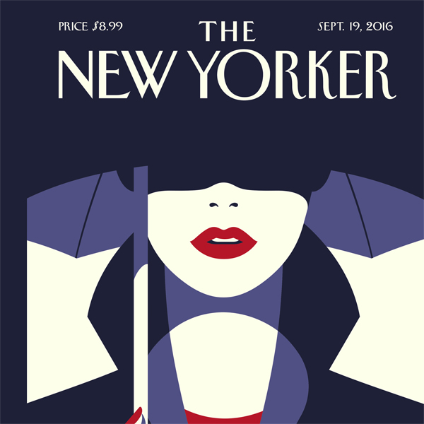 The New Yorker, September 19th 2016 (Nick Paumg...