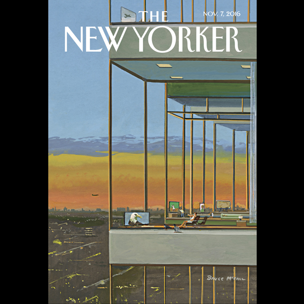 The New Yorker, November 7th 2016 (Kelefa Sanne...